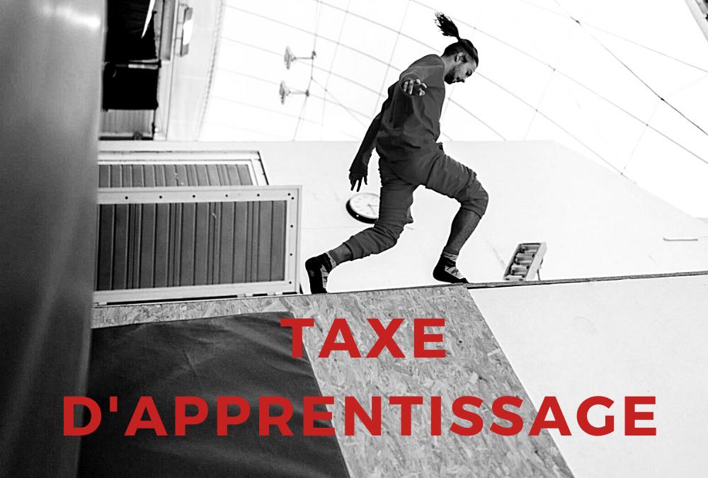 TAXE D'APPRENTISSAGE