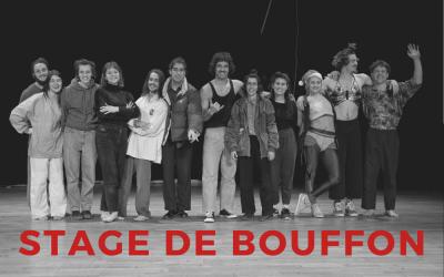 STAGE DE BOUFFON DES DNSP2