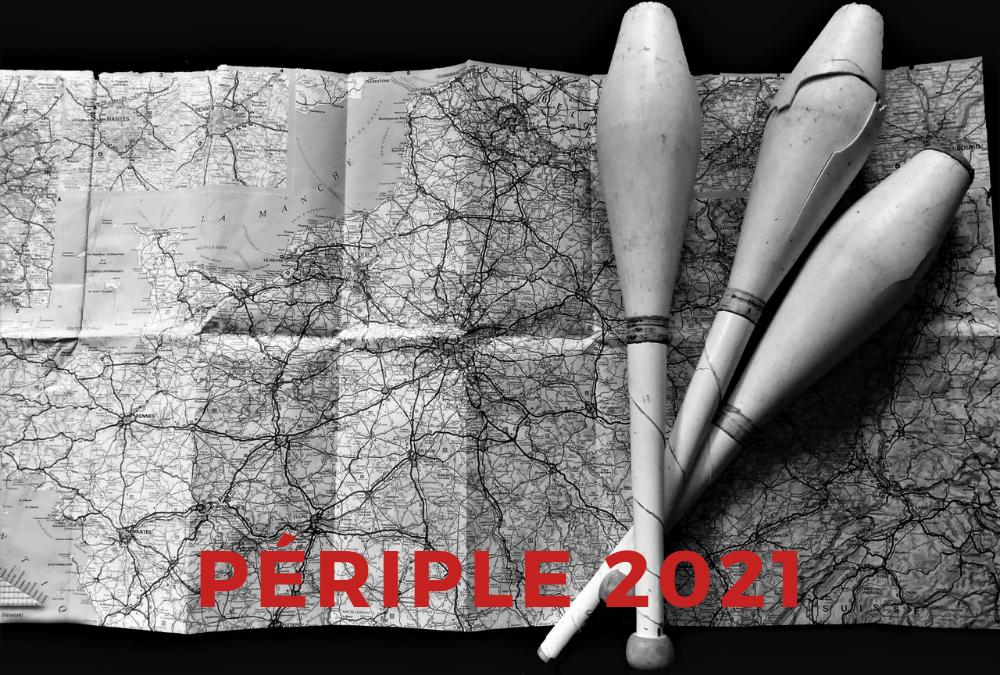 Périple 2021 du Collectif Protocole