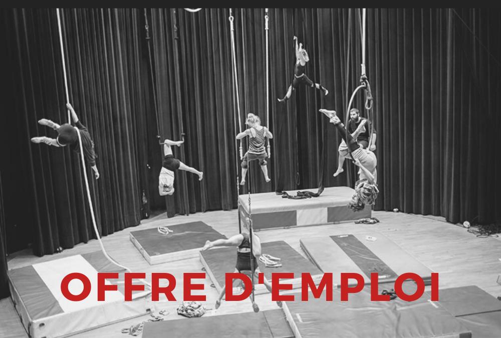 OFFRE D'EMPLOI – CHARGÉ.E DE MISSION QUALITÉ RÉFÉRENTIEL NATIONAL QUALIOPI